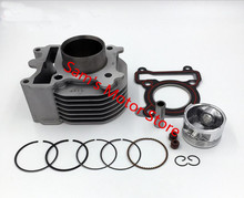 55MM Or 56MM JOG 50 Motorcycle Cylinder Kits With Piston And 13MM Pin