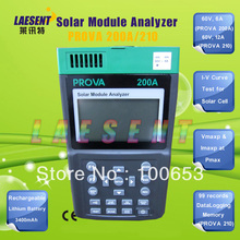 PROVA-200A Solar Panel Analyzer for Manufacturing & Research of Solar Panels & Cells