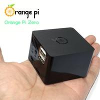 Orange Pi Black Protective case for Orange Pi Zero with Orange Pi Zero Expansion board