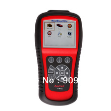 Wholesale Price OBD2 Scan Tool MD802 All System + DS Model MD-802 Code Reader Multi Function MD 802 Diagnostic Tool Free by DHL