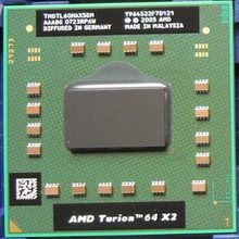 AMD cpu laptop Turion TL-60 tl-60  CPU 1M Cache 2.0GHz Socket S1 Dual-Core Laptop processor tl60 TL 60 in stock