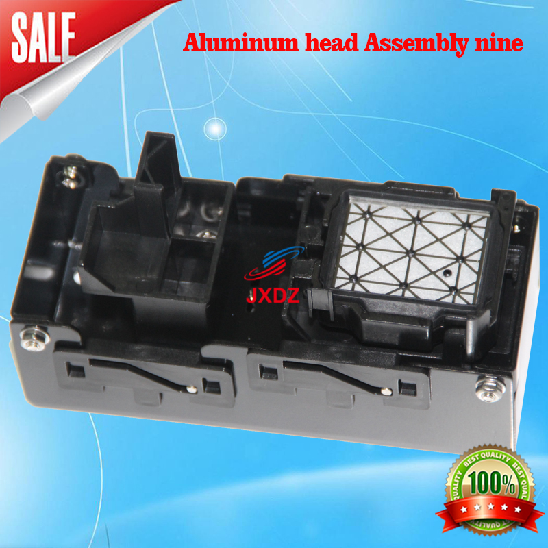 Aluminum head Assembly Day color 4180 piezoelectric photo machine ink stack metal ink stand five generation head stack assembly<br><br>Aliexpress