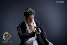 "1/6 scale figure Pop superstar Michael Jackson Billie Jean 12"" Action figure doll Collectible Model plastic toy"