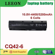 Best selling hot chinese products replacement  5200mAh laptop battery for HP envy 17 G42 G56 G62 G72 laptop battery