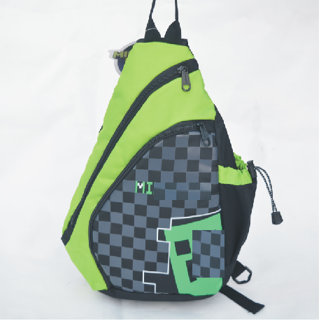 2017 Hight quality cartoon minecraft messenger school bag for sports teenagers anime cosplay cross handbag minecraft chest pack<br><br>Aliexpress