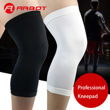 ARBOT Sports Knee Pads Breathable Leggings Men Women Badminton Basketball Cycling Kneepads sports safety Protective Equipment