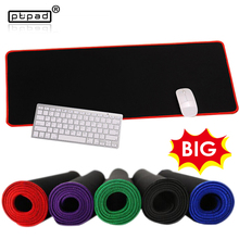 speed XL Large Gaming Mouse Pad 300*700/800*300 /900*400 Black Locking Edge Mousepad Mouse Mat Keyboard Mat Table mat mouse pads(China)