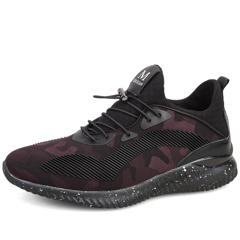 High-end sports shoes man and woman trend running shoes black and Red wine colors size 38-43 eur Zapatillas Free shipping<br><br>Aliexpress