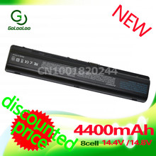 Golooloo 8 Cells notebook battery for HP Pavilion DV9000 DV9300 DV9100 DV9200 HSTNN-IB34 HSTNN-IB40 HSTNN-LB33 HSTNN-Q21C(China)