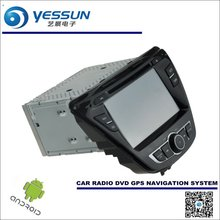 Car Android Navigation System For Hyundai  Avante / Elantra / Elantra Langdong - Radio Stereo CD DVD Player GPS Navi Multimedia