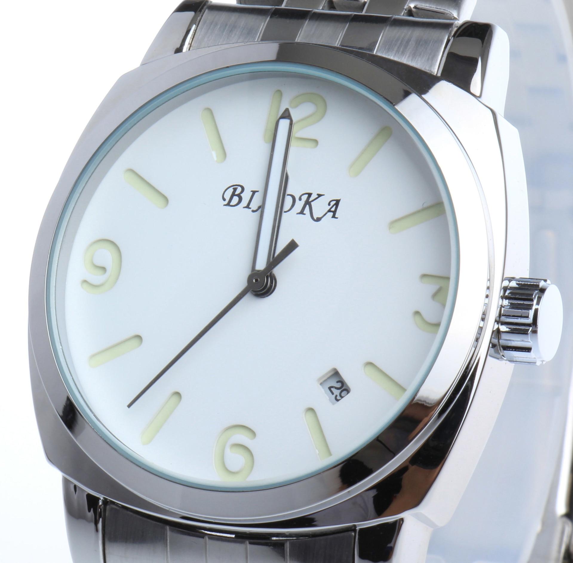 2017 New Fashion Men BIAOKA Brand Luminous Nightclubs Fashionable watch Mens Calendar Mechanical Mens Watch<br>