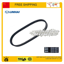 250cc 300cc drive belt japan driving linhai LH250 LH300 LH250T-B motorcycle atv accessories free shipping(China)