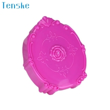 TENSKE Contact Lens Case Contact Lens Travel Kit Case Pocket Size Storage Holder Container Box 1Pc