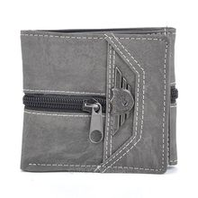 Man Canvas Mens Wallets Top Quality Wallet Card Holder Multi Pockets Credit Cards Purse For Male Simple Design Brand Purses