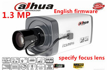 Dahua IP cameras DH-IPC-HF2100P 130 million online HD network camera with lens LM30G 2.7-9mm  Manual zoom lens