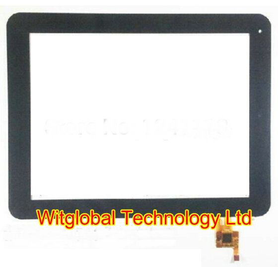 Original Black New 9.7 Bliss Pad R9733 Tablet touch screen Touch panel Digitizer Glass Sensor replacement Free Shipping<br>