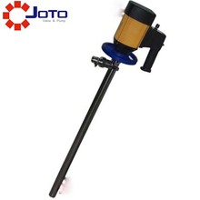 Chemical SS304 Material with Antidrop Speed control Motor Electric Oil Drum Pump / Electric Barrel Pump