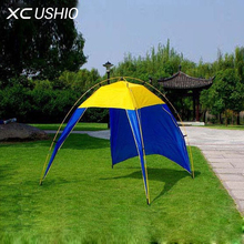 175*150*140cm Outdoor Camping Sun Shelter Shade Beach Tent for Summer Holiday Fishing Swimming Boat Fishing Roof Tent 3-4 Person(China)