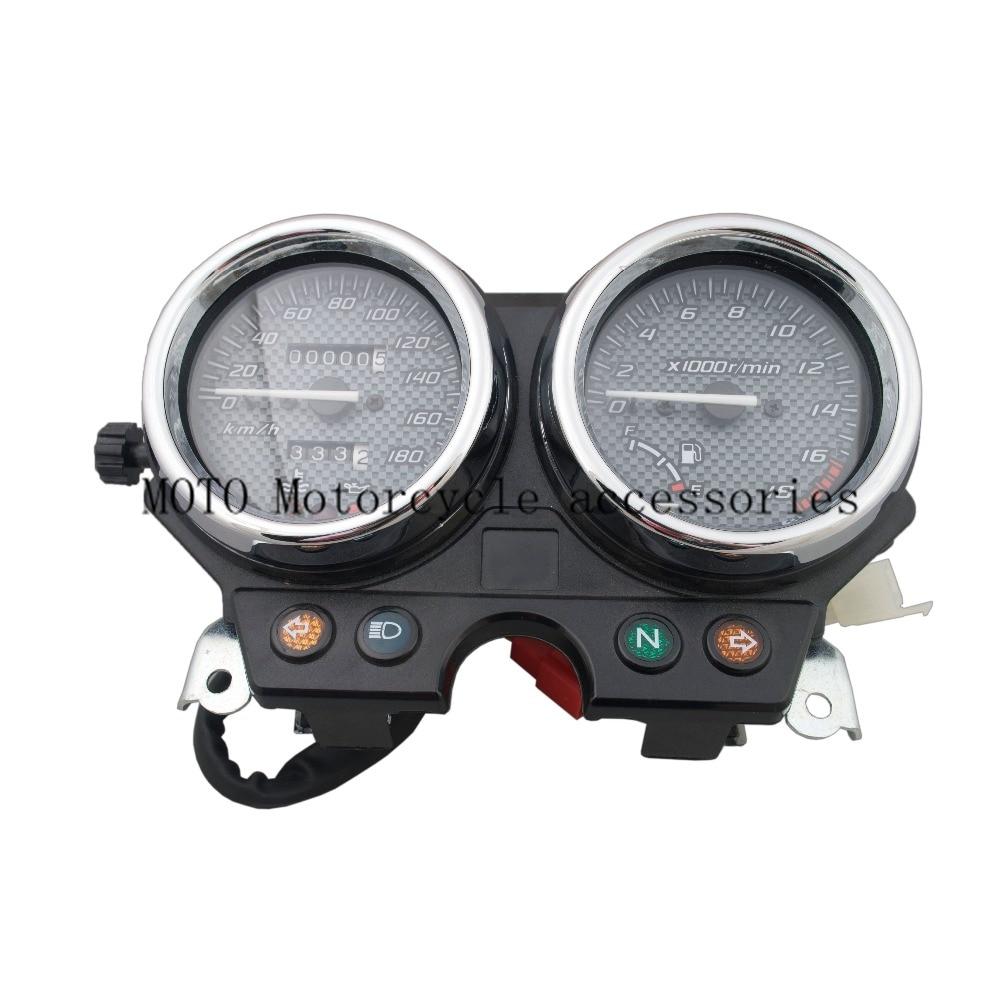 Motorcycle Gauges Cluster Speedometer Tachometer Odometer Instrument Assembly For CB250 Hornet250 CB 250 Hornet 2000-2005<br><br>Aliexpress