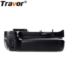 Travor Profissional Multi Battery Power Grip para Nikon D7000 DSLR Camera como MB-D11(China)