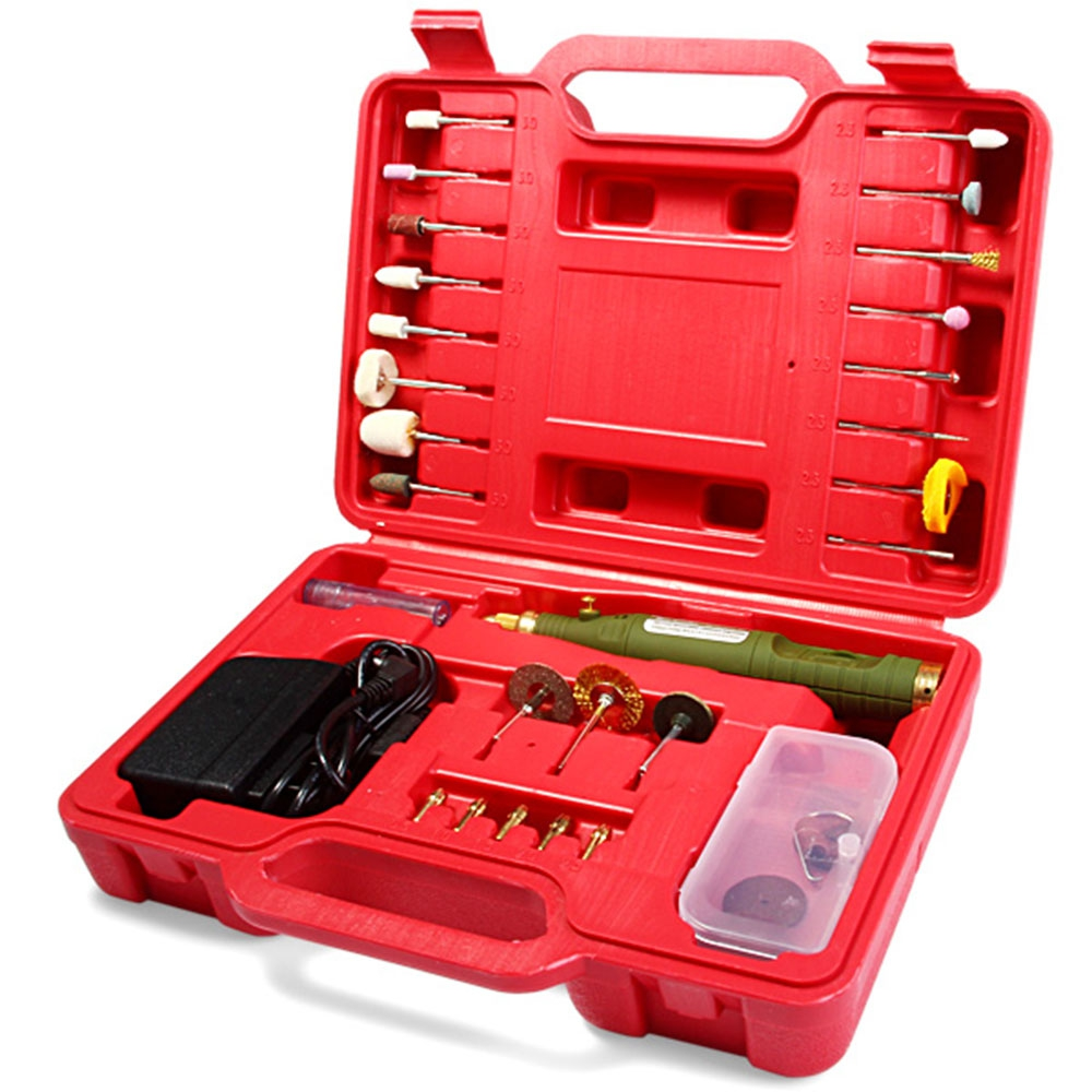 Variable Speed wood Dremel Rotary Tool Mini Drill electric mini grinder Screw driver polisher Set EU US Plug<br><br>Aliexpress