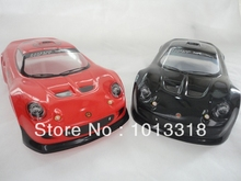 Ewellsold 033 1/10 Scale On-Road Drift Car Painted PVC Body Shell 190MM for 1/10 Radio controlled car 2pcs/lot free shipping