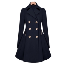 Spring Autumn Europe and America long Design thin Slim fit commuter ladies windbreaker Women foreign trade outwear Coat Z2344