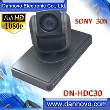 DANNOVO HDMI  Full HD Video Conferencing Camera 1080P 60 Sony 30x Optical Zoom PTZ Camera,Support DVI,HDMI Video Output