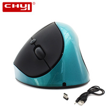 Wireless Mouse Ergonomic Vertical Mouse USB Computer Mice Cordless Optical Gaming Mouse sem fio for PC gamer Laptop Game Mause(China)