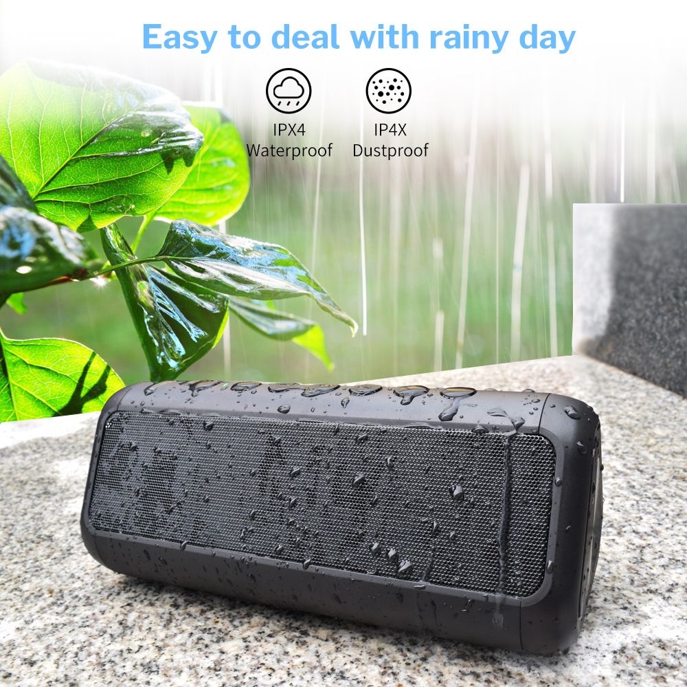 Bluetooth Speaker Waterproof 7