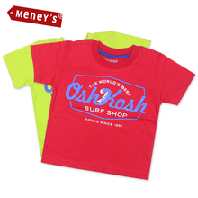 Meney's / OshKosh 2017 Baby Beach T-shirts for Boys Casual Summer Outdoor Surfing Infant Tees for Newborn Kids T shirt Baby Tops
