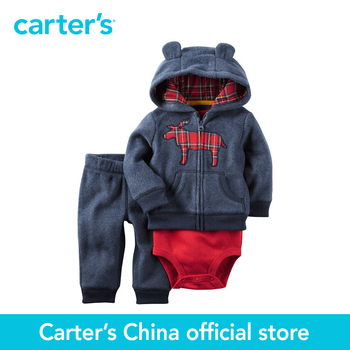 Carter de 3 pcs bébé enfants enfants Petite Veste Ensemble 121H013, vendu par Carter de Chine boutique officielle