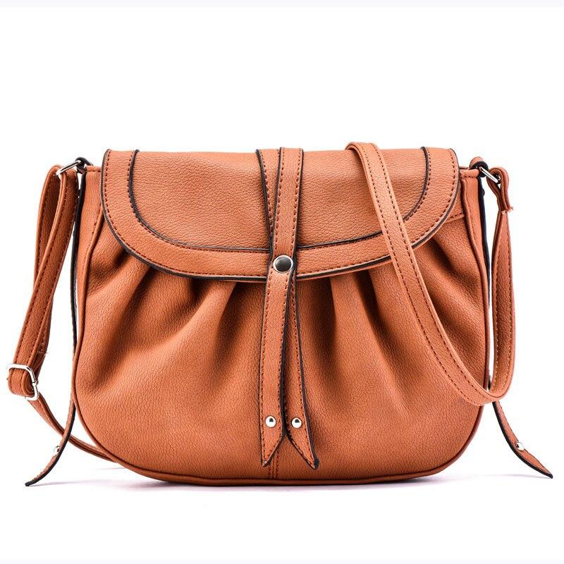 Casual women leather handbags bags messenger bag women bags cross body shoulder bag  bolsos carteras mujer marca<br><br>Aliexpress