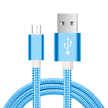 Buy Fast Charging USB Cables Micro Usb Cable Android Mobile Phone Data Sync Charger Cable Samsung A7 S7 Xiaomi 1m/2m/3m Cord for $0.94 in AliExpress store