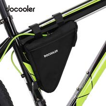 Bike Bags Waterproof Triangle Cycling Bicycle Bags Front Tube Frame Bag Mountain Triangle Bike Pouch Holder Saddle Bag 4 Colors