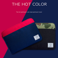Colorful Laptop Case Sleeve for Macbook Air Pro13.3/12/11/15 Unisex Patchwork Clutch Laptop Bag for Macbook Air Pro13.3/12/11/15(Hong Kong)