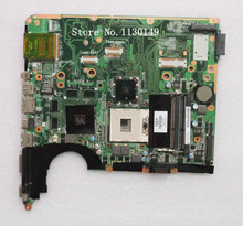 605705-001 Free shipping ! 100% tested board for HP pavilion dv6 dv6-2000 laptop motherboard pm55 chipset