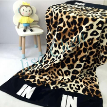 Sexy wild leopard swimming towel 150*75cm 330g Fast drying fitness beach bath sports towel Suitable for camping traveling