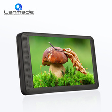 7 inch HD plastic shell indoor USB SD Auto play advertising player High Direct Speedy Delivery