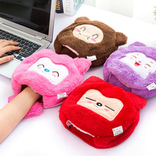 Lovely Usb Hand Warmer Mouse Pad For Desktop Laptop Computer PC,Portable Usb Thermal Mousepad Mat Pad For Gamer Gaming Winter
