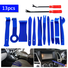 Buy Hand Tool Kit 13pcs Pry Disassembly Tool Interior Door Clip Panel Trim Dashboard Removal Tool Auto Car Opening Repair Tool for $9.86 in AliExpress store
