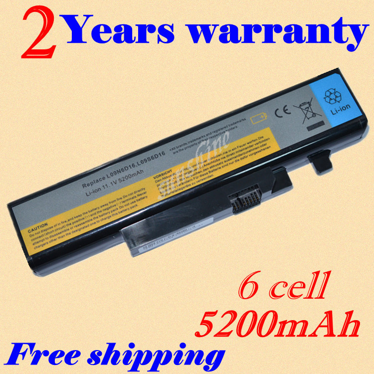 JIGU Replacement laptop battery for LENOVO L09N6D16 L09S6D16 L10L6Y01 L10L6Y01 L10N6Y01 L10S6Y01 IdeaPad Y460 Y560 B560 Y560A<br><br>Aliexpress