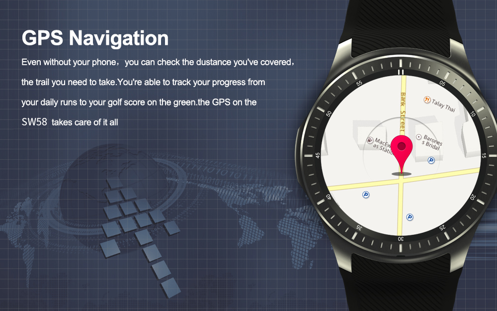 smart watch 9