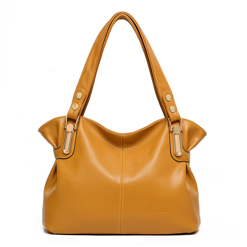 Bags for women Cow Split Leather Large Satchel Bags Designers Womens Handbags Europe and America Female Bag Shoulder Tote B<br>