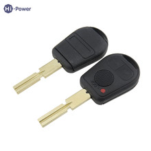 Hi-power 3 Button Remote Car Key Shell Cover Fit For BMW E31 E32 E34 E36 E38 E39 E46 Z3 Z4 Case Fob 3 BTN Uncut Key Fob Case(China)
