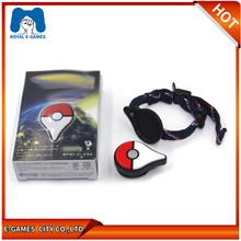 For Pokemon GO Plus Bracelet Bluetooth interactive figure toys support IOS and Android
