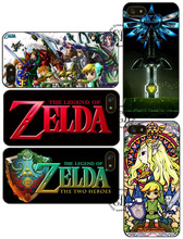 Design The Legend of Zelda case for iphone 4s 5s SE 5c 6 6s 7 Plus iPod 5 6 Samsung s3 s4 s5 mini s6 s7 s8 edge plus Note 3 4 5