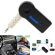 3.5mm Car Bluetooth Receiver for Centric G1 L1 P1 / Changhong W21 / Changjiang N7300 A2DP AUX Audio Wireless Receiver