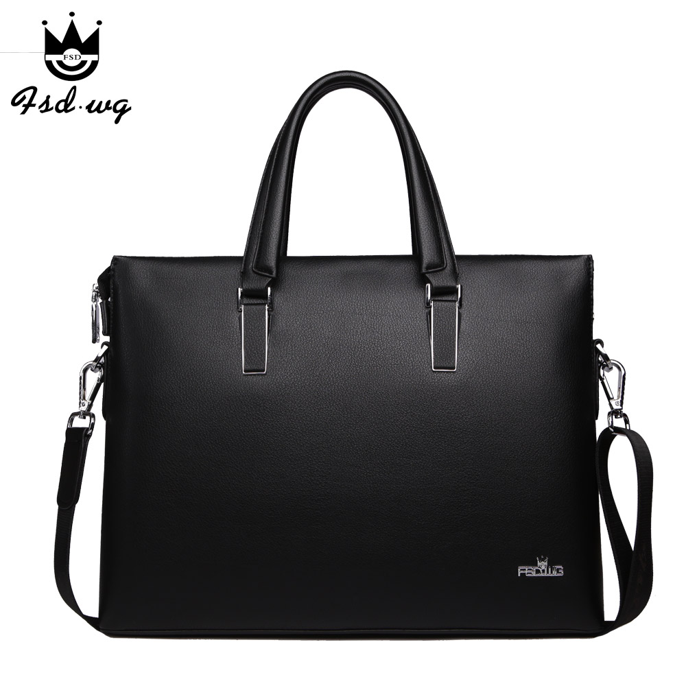 New briefcase shoulder bags minimalism mens handbag business bag mens crossbody bag leather bolsas famous brand designer bolsos<br><br>Aliexpress