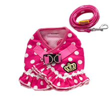 Adjustable Pet Dog Harness Leash Leads Puppy Chest Harness Vest Pet Cat Collar Set Pet Accessories For Small Dog